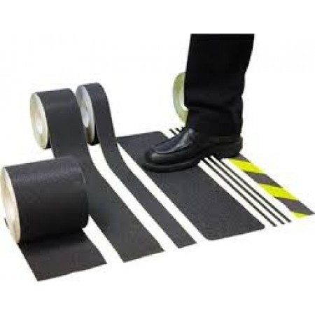 Black Tape - For steps & ramps per meter