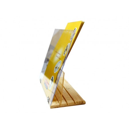 BOOK HOLDER (Acrylic support)