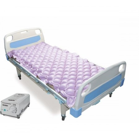 Alternating Bubble Mattress with Adjustable pump System