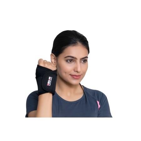 Neoprene Wrist Binder Thumb Support  Universal