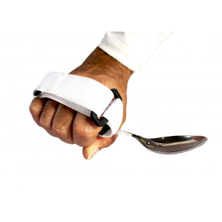 Velcro Grip for Spoon, Fork